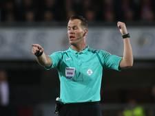 Danny Makkelie fluit bekerfinale AZ - Vitesse