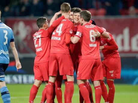 LIVE | FC Twente gaat voor de tiende zege op rij