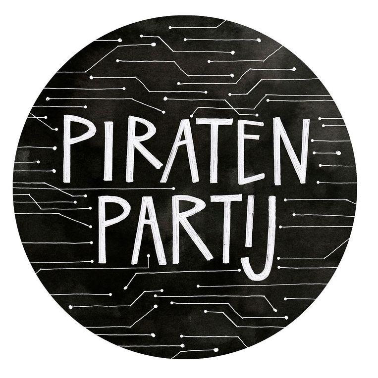 Piratenpartij Beeld Merel Corduwener