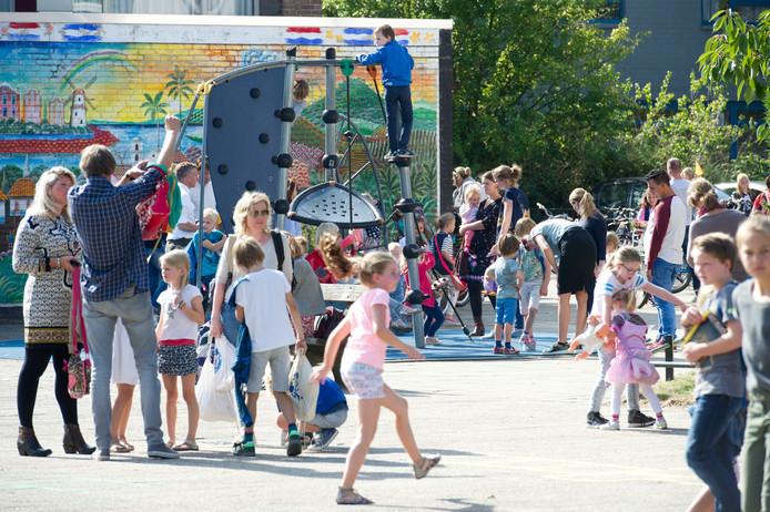 Basisschool Klein Heyendaal.