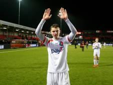 Telstar mist topspits tegen RKC Waalwijk