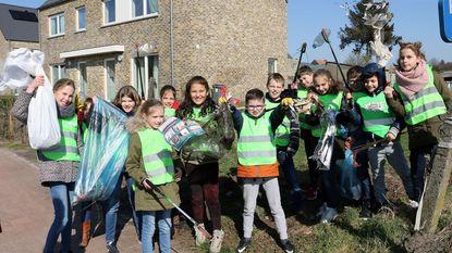 Meer dan 1.200 kinderen ruimen zwerfvuil