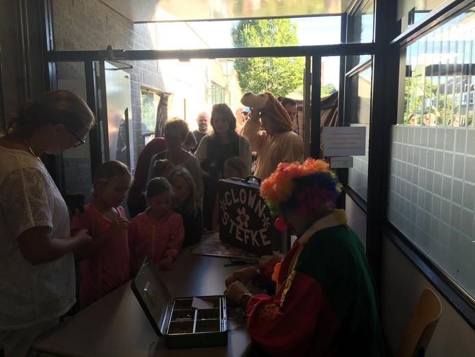 Kindervakantieweek van start in Roosendaal.