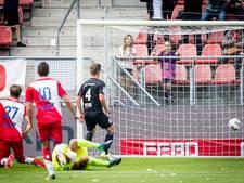 Slappe start kost Willem II de kop in Utrecht