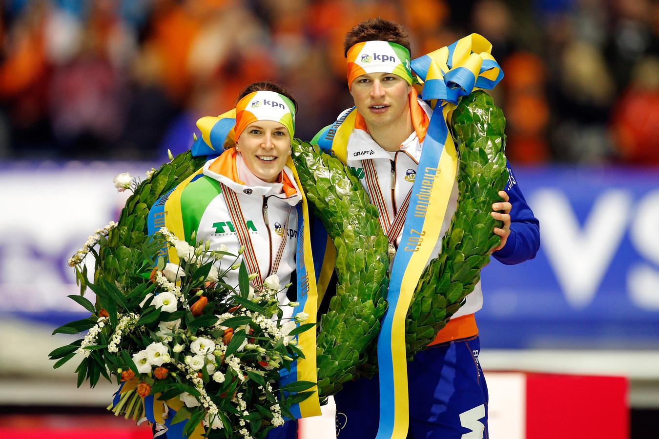 Nederlandse schaatsers veroverden de afgelopen decennia talloze successen in schaatstempel Thialf.