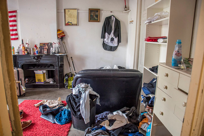 Studentenkamer in Tilburg