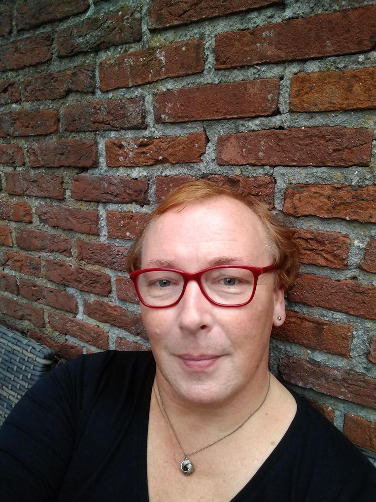 VVD-gemeenteraadslid Braldt of ook wel Lilian.   Beeld Braldt Haak