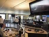 Foto ter illustratie. Meldkamer in hoofdbureau regio Haaglanden
