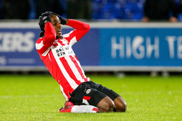 Sekou Sidibe van Jong PSV.