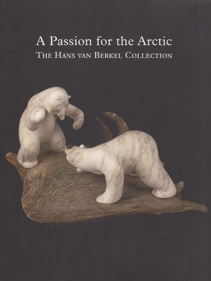 Boekomslag A Passion for the Arctic