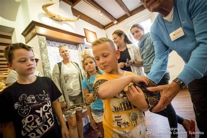 Natura Docet Wonderryck werd verkozen tot 'Kidsproof museum van Overijssel'.