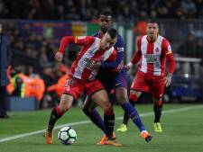 Semedo maand uit roulatie bij Barça