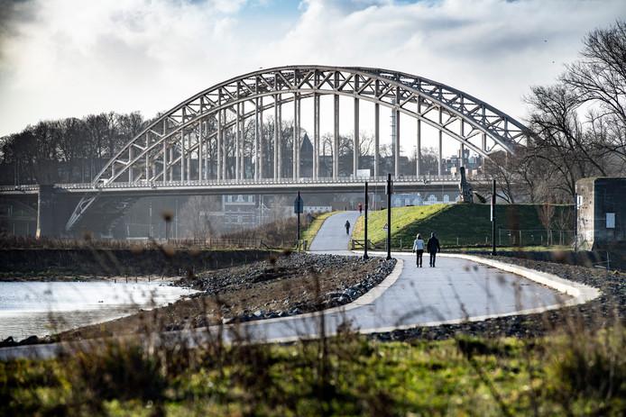 De Waalbrug in Nijmegen.