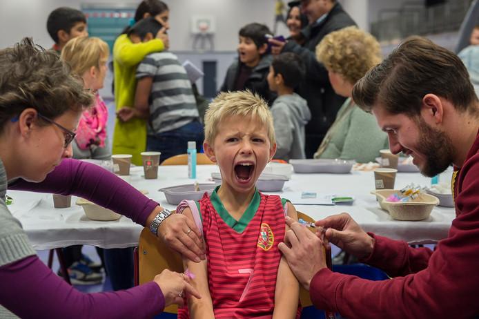 De vaccinatiegraad in Borsele ligt tien procent onder het gemiddelde van Zeeland. En dat is al het laagst van alle provincies.
