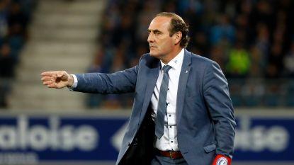 """KV Kortrijk lonkte al weken naar Vanderhaeghe: """"Kon het niet maken om na mijn ontslag bij Gent al te onderhandelen"""""""