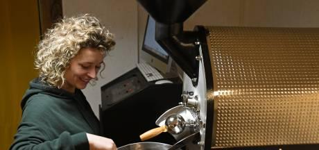 Koffiebrander Tessa haalt het beste uit de koffie