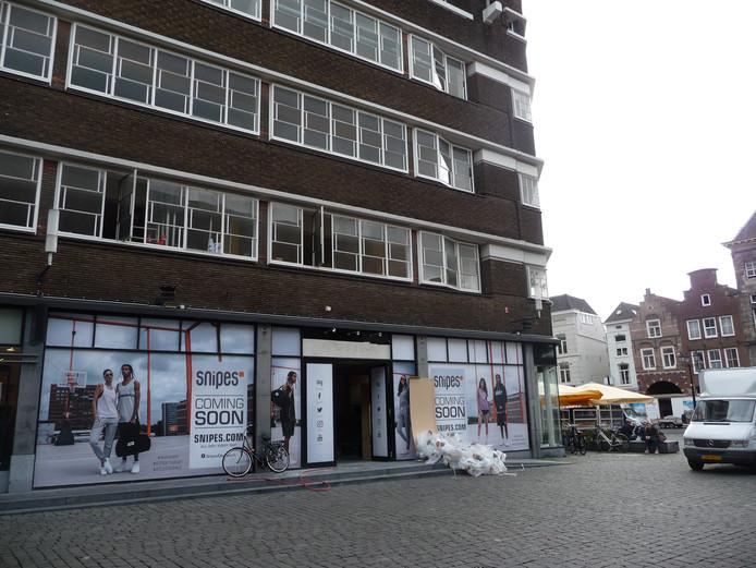 Snipes komt naar Den Bosch