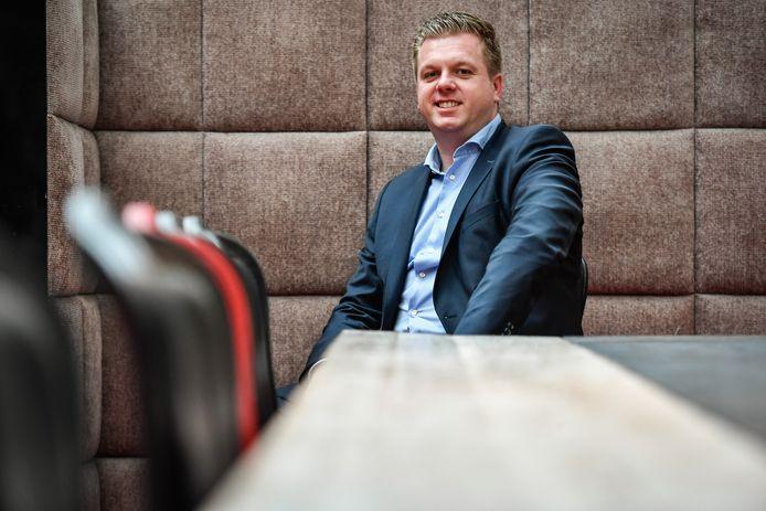 De Izegemse burgemeester Bert Maertens is geschokt door de fraude.