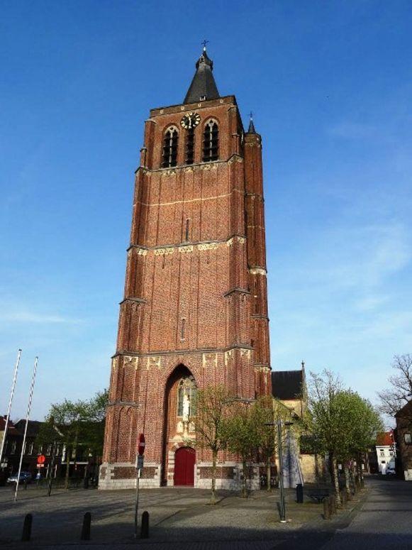 De Sint-Trudokerk, bijgenaamd 'de Reus der Kempen'