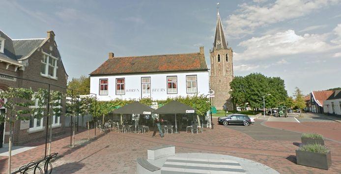 Eetcafé De Korenbeurs in Kruiningen heeft de coronacrisis niet overleefd. De huidige exploitanten gaan er niet meer mee verder.