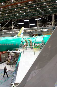 Boeing start weer met bouwen omstreden 737 MAX