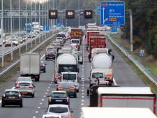 Nieuwe A58: Stil asfalt en schermen