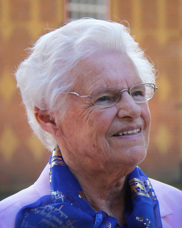 Else Vlug is op 85-jarige leeftijd overleden.