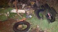 Afval gedumpt op 1,5 kilometer van containerpark