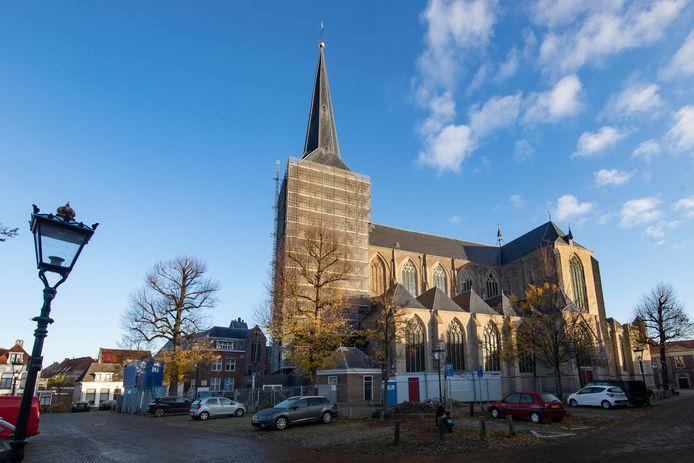 De Bovenkerk in Kampen.