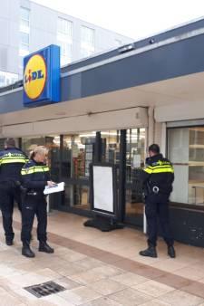Twee jonge mannen opgepakt voor overval op Lidl in Nijmegen