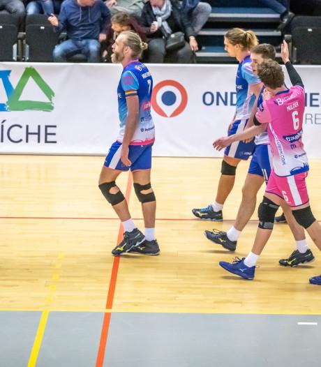Mannen Zwolle niet in topdivisie, maar in tweede divisie