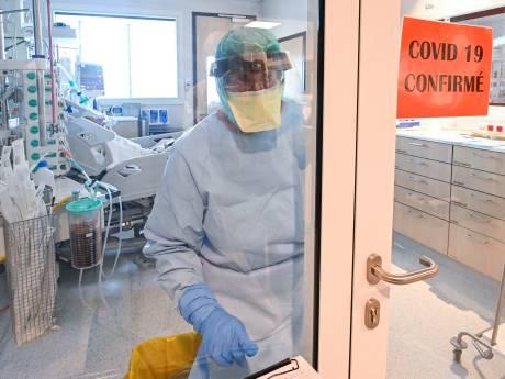 Le point sur le nombre de patients Covid-19 dans les hôpitaux carolos