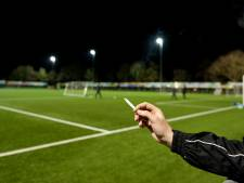 Voetbalclub Wijhe '92 is sigaret zat en stelt rookverbod in op sportpark