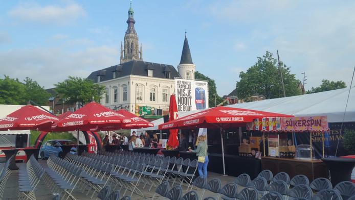Spanjaardsgat Festival in Breda
