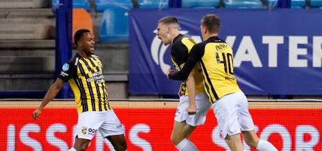 De vloek van GelreDome is voorbij: Vitesse boekt historische, zwaarbevochten zege op PSV