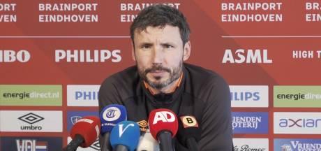 Van Bommel over keuzes bij PSV na interlands: 'Belangrijkste blijft wat je als trainer op het veld ziet'