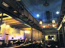 Céleste, 'hemels' restaurant in oude kerk