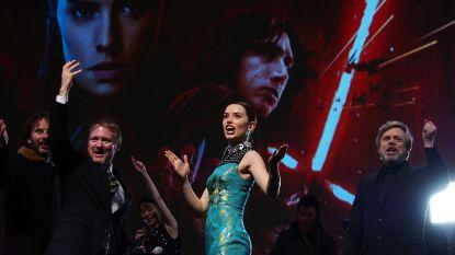 Fan maakt versie van 'Star Wars: The Last Jedi' zonder vrouwen, acteurs lachen hem vierkant uit