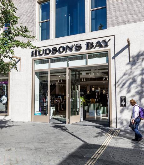 Kwakkelend Hudson's Bay gaat warenhuizen aanpassen