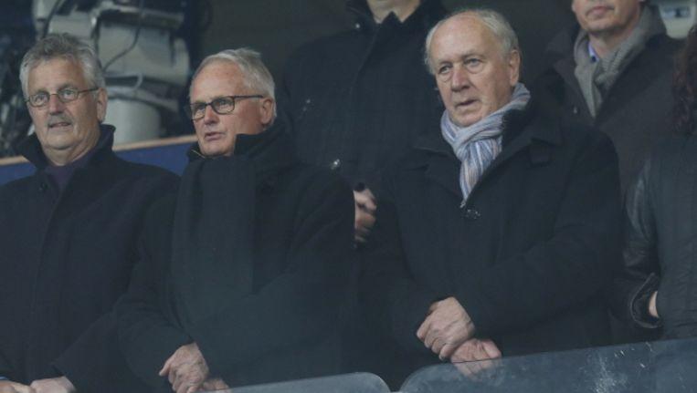 Foppe de Haan (m) en Riemer van der Velde. Beeld pro shots