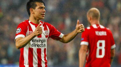 PSV, Benfica en Rode Ster mogen naar groepsfase Champions League