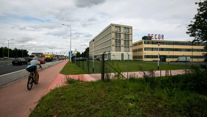 Van supermarkt tot kinderopvang: Hasselt wil iconische Recorsite ombouwen tot vooruitstrevend bedrijventerrein