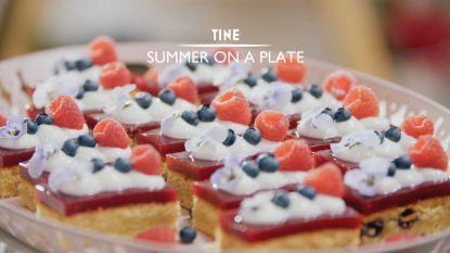 De Beste Bakker in jouw keuken: zo maak je de heerlijke plaatkoek van Tine uit Bake Off Vlaanderen