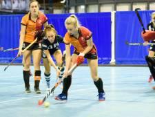 Vrouwen Oranje-Rood kunnen play-offs vergeten, mannen kennen matig weekend