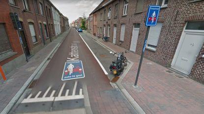 Helft automobilisten negeert regels in fietsstraat