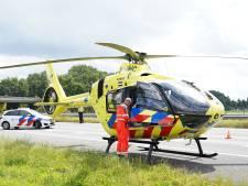 A58 richting Breda weer open na ongeluk bij Gilze