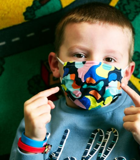 Port du masque pour les élèves à partir de six ans à Courcelles: premier bilan