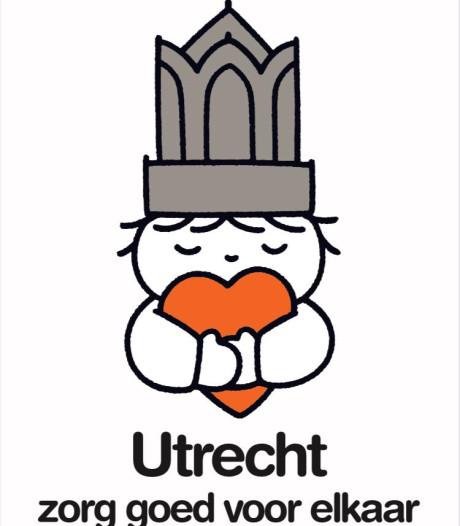 Utrecht zorg goed voor elkaar: oud affiche van Dick Bruna hangt in de stad als boodschap van hoop