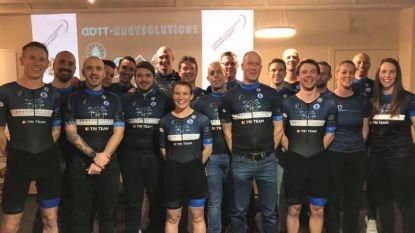 Triatlonclub werkt samen met gemeente aan eerste triatlonevenement in Denderleeuw