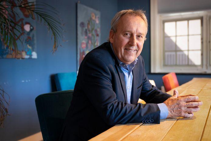 Wethouder Herman van Wanrooij.